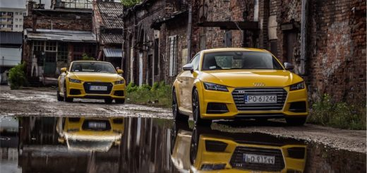 Audi TTS vs TT roadster