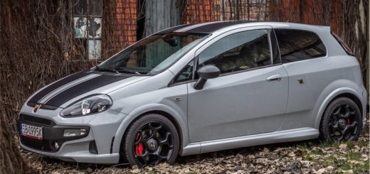 Abarth Punto Evo SuperSport